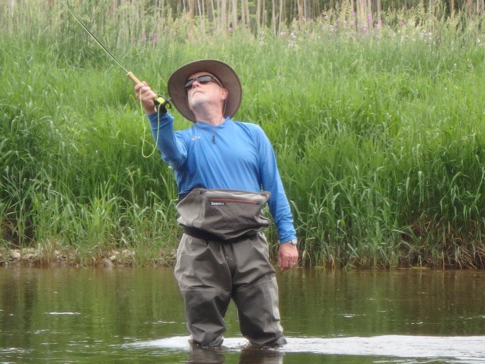 Ltff learn to fly fish lessons june 13th 2017 for Learn to fly fish