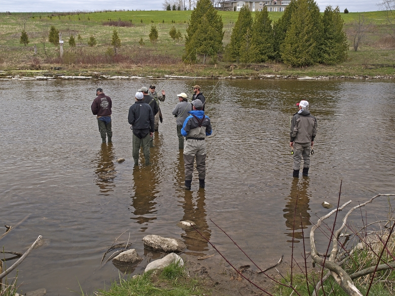 Fly fishing lessons and instruction for Fly fishing classes
