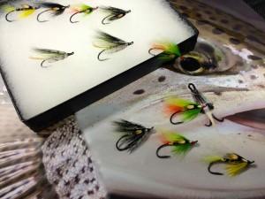 Atlantic Salmon Flies EE