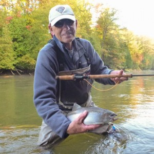 Doug Swift Nottawasaga Steelhead Bio Picture