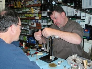 Joe Penich Individual or Group Fly Tying Lessons
