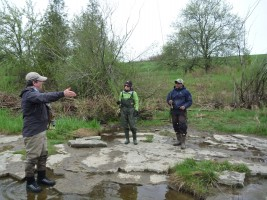 Learn To Fly Fish Lessons Grand River