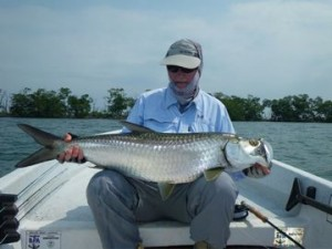 Phil Clough Tarpon