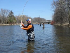 Spey Tune Up Spring 2016 Speed River R