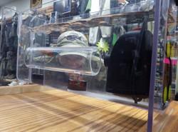 Fly Swim Tank
