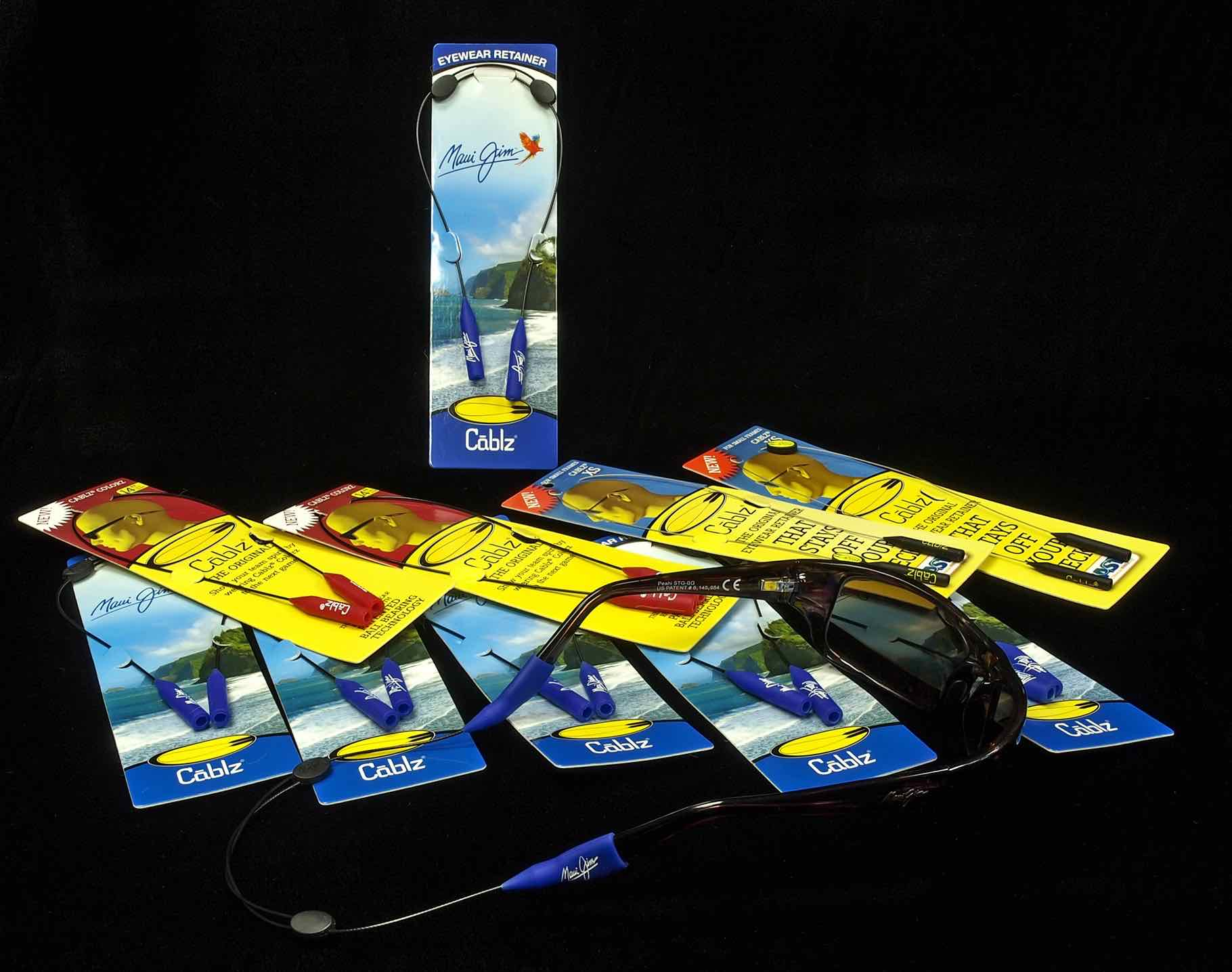 Maui jim lanyards the first cast hook line and sinker for Maui fishing store