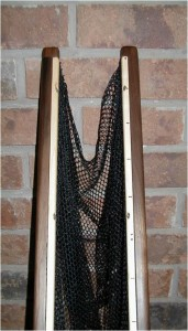 Cedar Landing Nets by Chris Mouriopoulos - Steelhead / Musky Cradle.