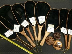 Cedar Landing Nets and Tools
