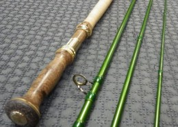 Custom TCX Spey Build - Deathstar