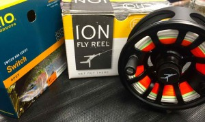 Echo Ion 810 Fly Reel RIO Switch Spey Fly Line B