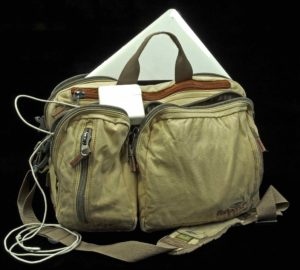 Fishpond Boulder Briefcase Bag AA