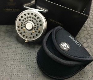 Hardy Duchess Fly Reel 3 14 BB