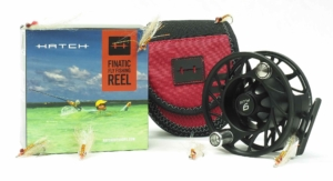 Hatch 9 Plus Saltwater Fly Reel A