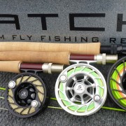 Hatch Fly Reel Selection Resized