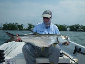 Sun Gaiter Tarpon Fly Fishing