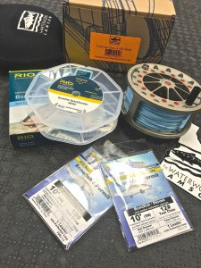 RIO Bonefish QuickShooter Froghair Bonefish Permit Waterworks Lamson Guru 4HD AA