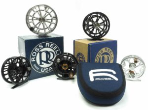Ross Fly Reel Assortment AA