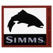 Simms Fishing Logo II