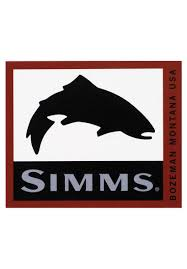 Simms Fishing Logo II