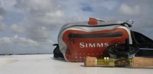 Simms Waterproof Bag G Loomis Fly Rod