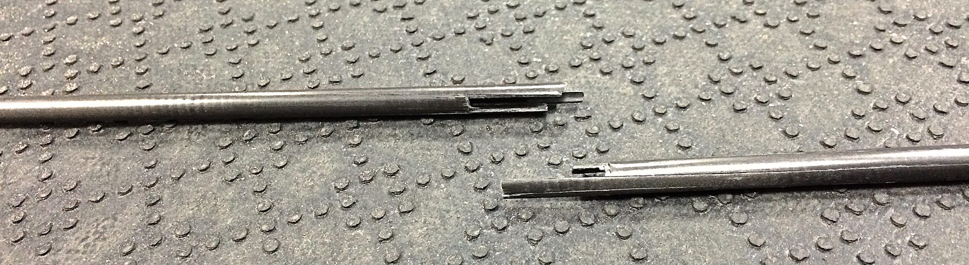 Broken or damaged fishing rod repairs for Fishing rod tip repair