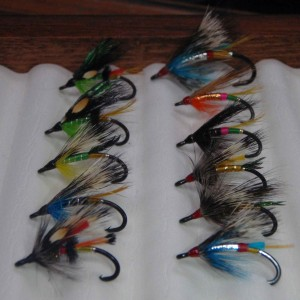 Joe Penich Atlantic Salmon Hairwings - Singles