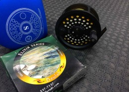 Scientific Anglers 1213 System 2 Fly Reel cw Beulah Elixer Series Spey Line 435Gr Resized