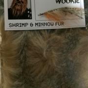 Wookie Fur Original Image Resized for Scroll