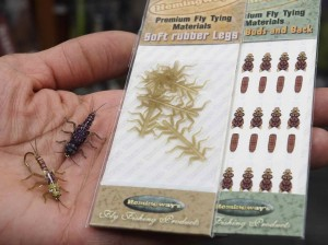 Hemingways Fly Fishing Products Tying Materials AA