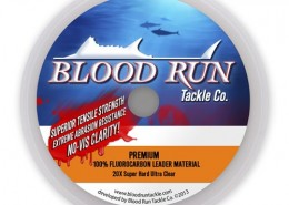 Blood Run Tackle Co Fluorocarbon B