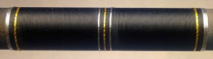 Custom Sage One - 6126 - Thread Wraps Black and Silver Gold Metalic awaiting Customer Approval - Ferrule Resized for Web