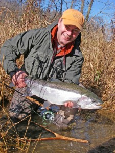 Bio Steve May Steelhead