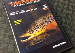 DVD - Stripped Down - The Brown Trout Project Resized for Web
