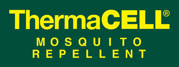 Mosquito Repellant Thermacell Fishing Logo