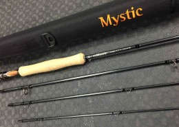 Mystic 9foot 3inch 4piece 6wt c:w Tube Resized for web