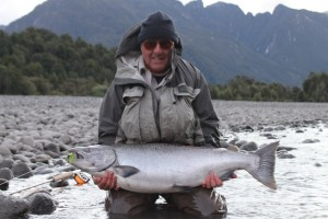 Puma Lodge Chile Chinook King Salmon