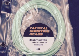 Airflo Skagit Switch Head 450gr AA