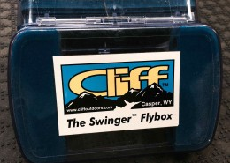Cliff Swinger Fly Box AA