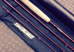 Sage TCR 6964 Graphite III Fly Rod AA