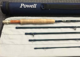 Powell LGA 905-5 9 foot 5 piece 5 weight AA
