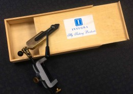 Integra Lever Action Clamp Style Fly Tying Vise AA
