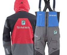 Simms Pro Dry Suit Jacket and Bib Pant