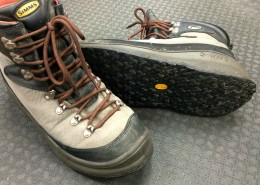 Simms G4 Boots Size 13 Wading Boots AA