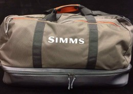 Simms Headwaters Gear Bag Brand New AA
