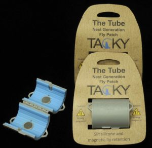 Tacky The Tube Silicone and Magnetic Fly Retention A
