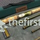 G Loomis Roaring River Greased Line GLX 14 foot 8 9 Long Belly 4 piece Spey Rod CC