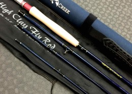 10 Foot 8wt 4 piece Steelhead Rod AA