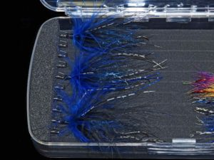 Assorted Plan D Tackle Fly Boxes TFC Clear Intruder Tubes CC
