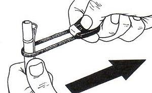 Fishing Butler Ultimate Rod Tie Rod Holders B