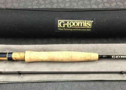 G Loomis GL3 8 Foot 3 weight cw Tube and Sock EE